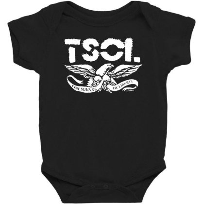 Tsol Eagle Baby Bodysuit Designed By Pinkanzee