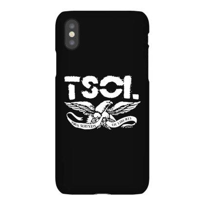 Tsol Eagle Iphonex Case Designed By Pinkanzee