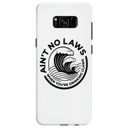 Trevor Wallace White Claw For Light Samsung Galaxy S8 Case Designed By Pinkanzee