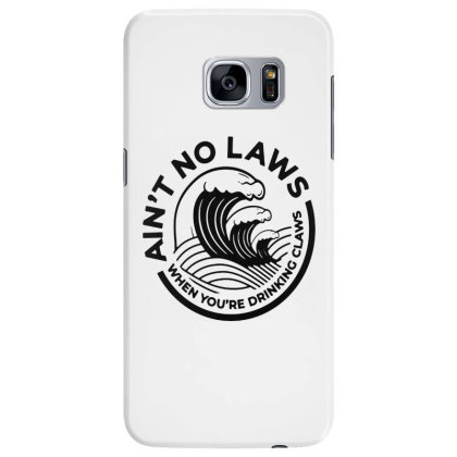 Trevor Wallace White Claw For Light Samsung Galaxy S7 Edge Case Designed By Pinkanzee