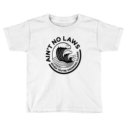 Trevor Wallace White Claw For Light Toddler T-shirt Designed By Pinkanzee