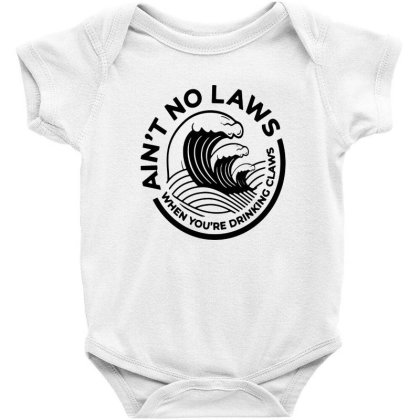 Trevor Wallace White Claw For Light Baby Bodysuit Designed By Pinkanzee