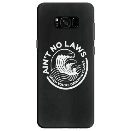 Trevor Wallace White Claw For Dark Samsung Galaxy S8 Case Designed By Pinkanzee