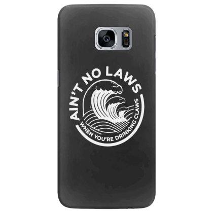 Trevor Wallace White Claw For Dark Samsung Galaxy S7 Edge Case Designed By Pinkanzee