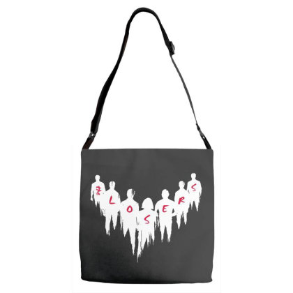 The Movies Adjustable Strap Totes Designed By Pinkanzee
