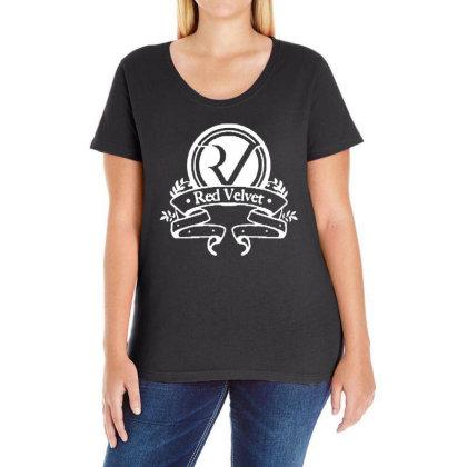 Rv Seal Ladies Curvy T-shirt Designed By Pinkanzee