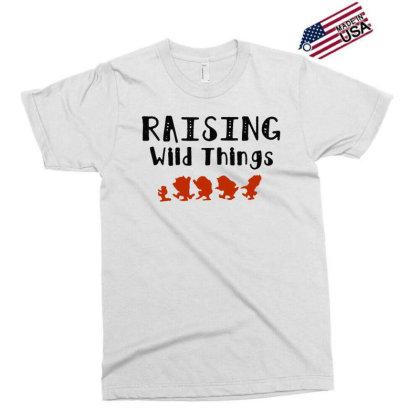Raising Wild Things Hot Exclusive T-shirt Designed By Pinkanzee
