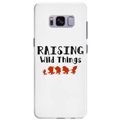 Raising Wild Things Hot Samsung Galaxy S8 Plus Case Designed By Pinkanzee
