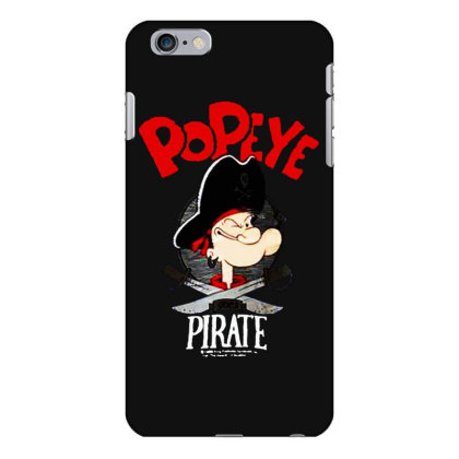 Goes Pirate Iphone 6 Plus/6s Plus Case Designed By Pinkanzee