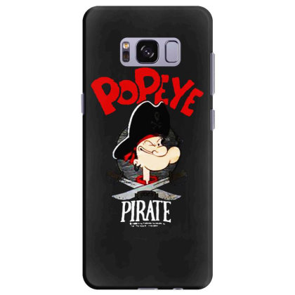 Goes Pirate Samsung Galaxy S8 Plus Case Designed By Pinkanzee