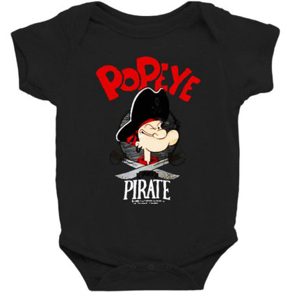 Goes Pirate Baby Bodysuit Designed By Pinkanzee