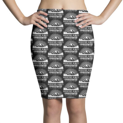 Outdoors Pencil Skirts Designed By Pinkanzee