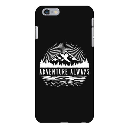 Outdoors Iphone 6 Plus/6s Plus Case Designed By Pinkanzee
