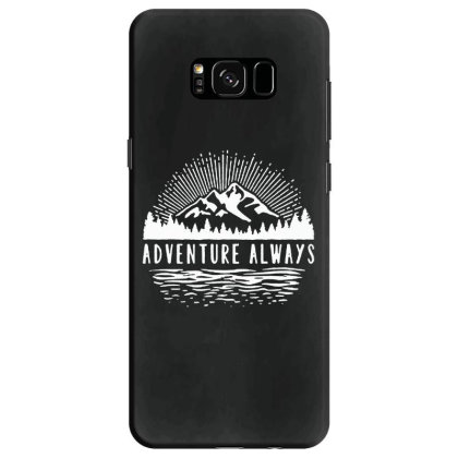 Outdoors Samsung Galaxy S8 Case Designed By Pinkanzee