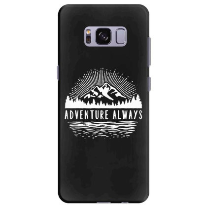 Outdoors Samsung Galaxy S8 Plus Case Designed By Pinkanzee