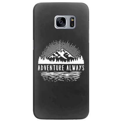 Outdoors Samsung Galaxy S7 Edge Case Designed By Pinkanzee