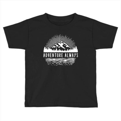Outdoors Toddler T-shirt Designed By Pinkanzee
