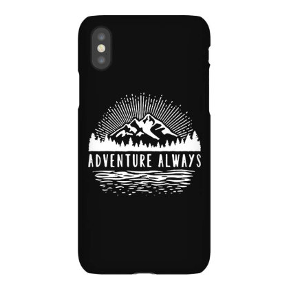 Outdoors Iphonex Case Designed By Pinkanzee