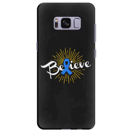 Believe Samsung Galaxy S8 Plus Case Designed By Pinkanzee