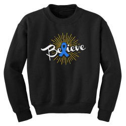believe Youth Sweatshirt | Artistshot