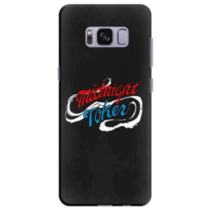 Midnight Samsung Galaxy S8 Plus Case Designed By Pinkanzee