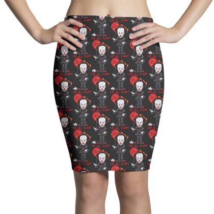We All Float Pencil Skirts Designed By Pinkanzee