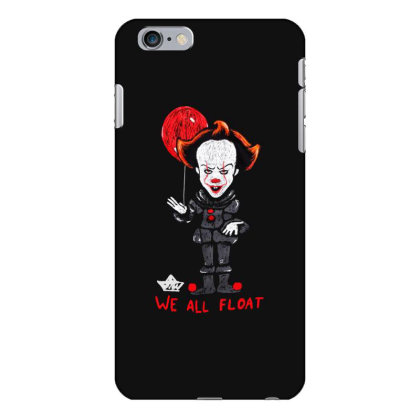 We All Float Iphone 6 Plus/6s Plus Case Designed By Pinkanzee