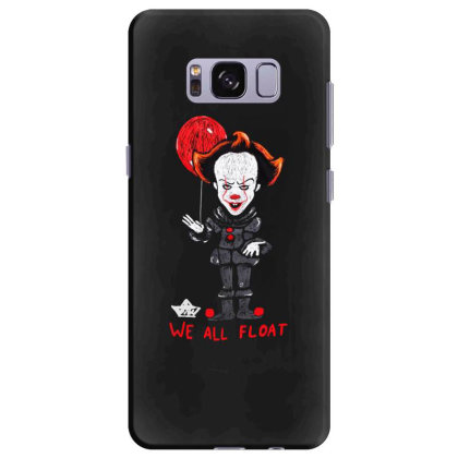 We All Float Samsung Galaxy S8 Plus Case Designed By Pinkanzee