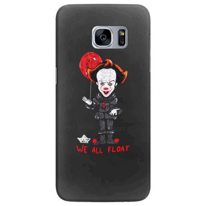 We All Float Samsung Galaxy S7 Edge Case Designed By Pinkanzee
