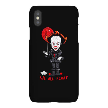 We All Float Iphonex Case Designed By Pinkanzee