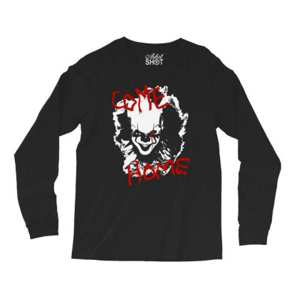 Two Come Home Long Sleeve Shirts Designed By Pinkanzee