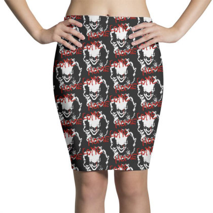 Two Come Home Pencil Skirts Designed By Pinkanzee
