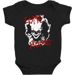 two come home Baby Bodysuit | Artistshot
