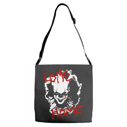 Two Come Home Adjustable Strap Totes Designed By Pinkanzee
