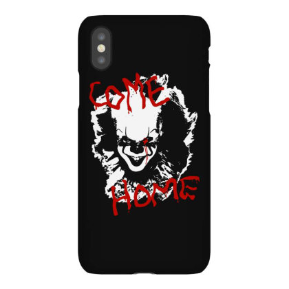 Two Come Home Iphonex Case Designed By Pinkanzee