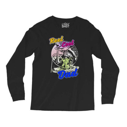 Cool Dad Long Sleeve Shirts Designed By Pinkanzee