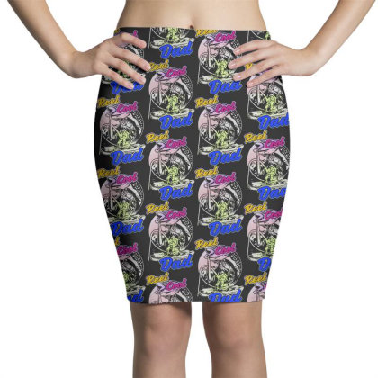Cool Dad Pencil Skirts Designed By Pinkanzee