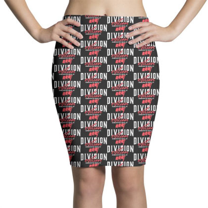 Division Pencil Skirts Designed By Pinkanzee