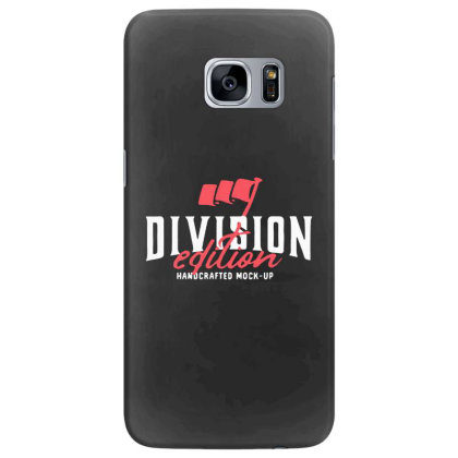 Division Samsung Galaxy S7 Edge Case Designed By Pinkanzee