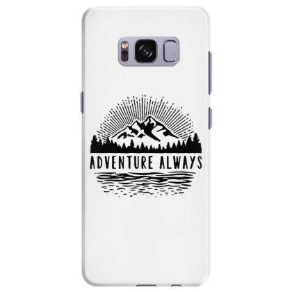 Adventure Always Samsung Galaxy S8 Plus Case Designed By Pinkanzee