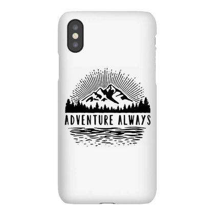 Adventure Always Iphonex Case Designed By Pinkanzee