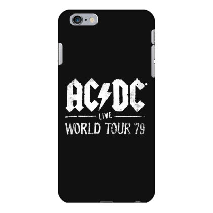 Acdc Live Iphone 6 Plus/6s Plus Case Designed By Pinkanzee