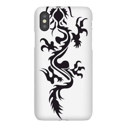 Dragon Iphonex Case Designed By Estore