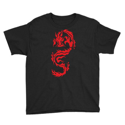 Dragon Youth Tee Designed By Estore