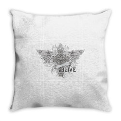 Belive Throw Pillow | Artistshot