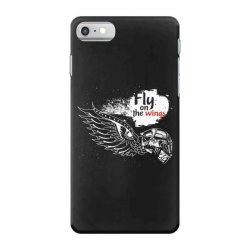 Fly on the wings iPhone 7 Case | Artistshot