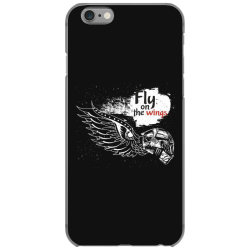Fly on the wings iPhone 6/6s Case | Artistshot