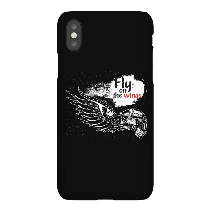 Fly On The Wings Iphonex Case | Artistshot