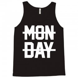 Monday Tank Top | Artistshot