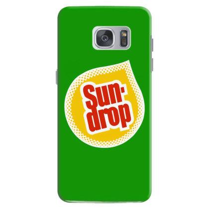 Sun Drop Samsung Galaxy S7 Case Designed By Studio Poco    Los Angeles